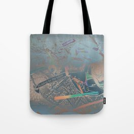 Building for the Future Tote Bag