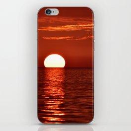 Port Elgin Sunset iPhone Skin
