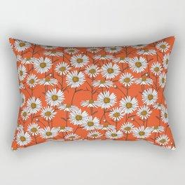 Freya's sacred flower Rectangular Pillow