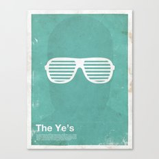 Framework - The Ye's Canvas Print