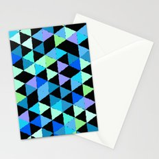 colorful flag Stationery Cards