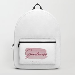 Fruit of the Spirit – Gentleness  Backpack