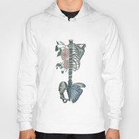 skeleton Hoodies featuring Skeleton by ArtSchool