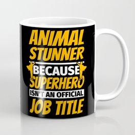 ANIMAL STUNNER Coffee Mug