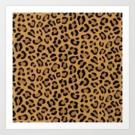 Leopard Prints Art Print