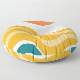 Sun Dunes 03 Floor Pillow