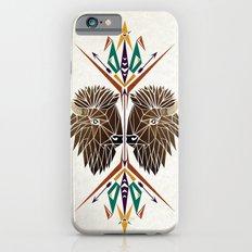 bison love iPhone 6 Slim Case