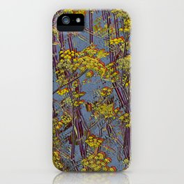 MAGIC DILL WEED iPhone Case