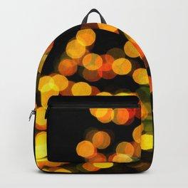 BOKEH XMAS TREE 3 Backpack