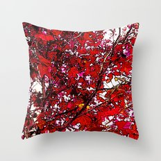Saturday Morning in My Mind Throw Pillow