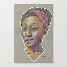 SK155 Canvas Print