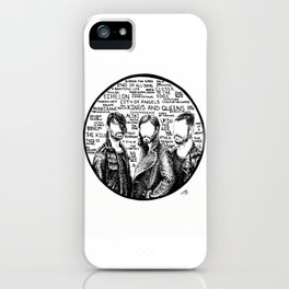 30 Seconds to Mars iPhone Case