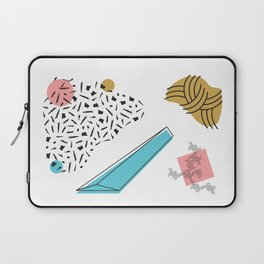 Pattern & Shape Abstraction 3 Laptop Sleeve