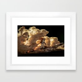 Home Planet #7 Framed Art Print