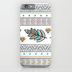Boho Style Pattern iPhone 6s Slim Case