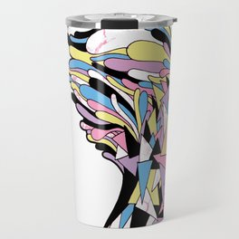 She Moves In Mysterious Ways Travel Mug
