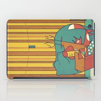 music iPad Cases featuring MUSIC by Ale Giorgini