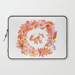 Fall Wreath Laptop Sleeve