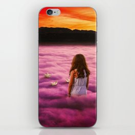 The Best Decision iPhone Skin
