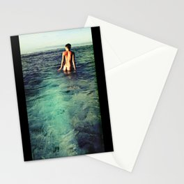 Nude Ocean Stationery Cards