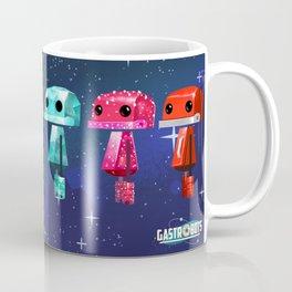 Robot Lineup Coffee Mug