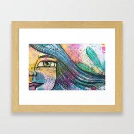 Joyful Me Framed Art Print