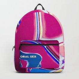 oral sex Backpack