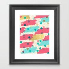 Hit Me Up! Framed Art Print