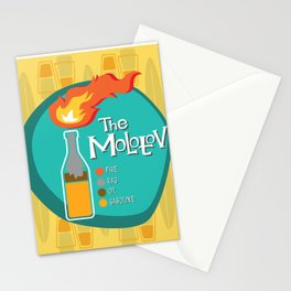 The Molotov Stationery Cards