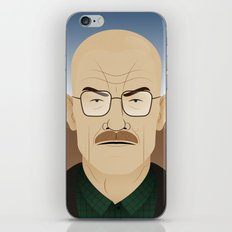 Walter White iPhone & iPod Skin