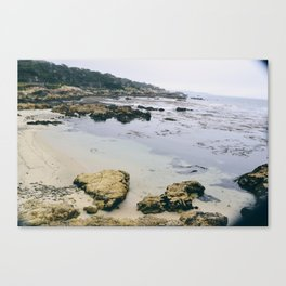 Exploring Carmel Canvas Print