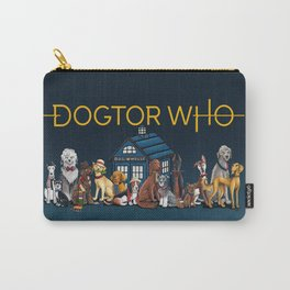 Dogtor Who Carry-All Pouch