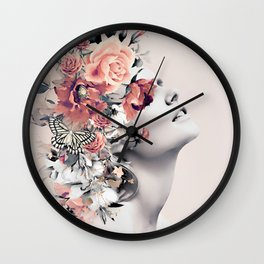 Bloom 7 Wall Clock