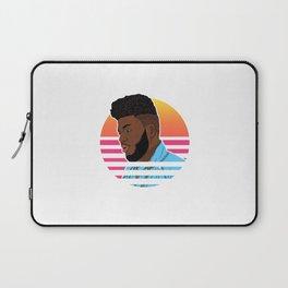 Khalid Retro Laptop Sleeve