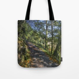 Autumn Countryside Tote Bag