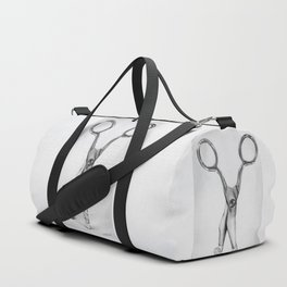 Scissors Duffle Bag