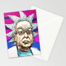 Rick Bernie Sanchez Stationery Cards