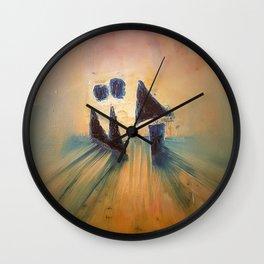 Hope Town Wall Clock