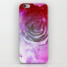 Digital Rose of Cosmos iPhone & iPod Skin