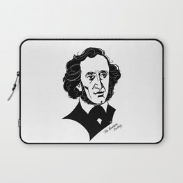 Felix Mendelssohn Laptop Sleeve