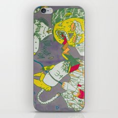 rools are rools iPhone Skin