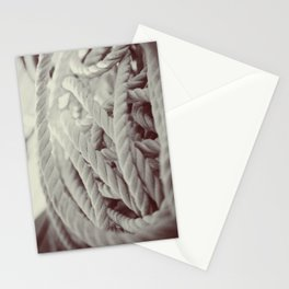 Sailing Rope Stationery Cards