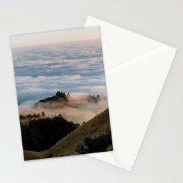 Sky Below - Mount Tamalpais III Stationery Cards