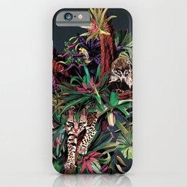 Rainforest corner iPhone Case