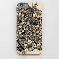 Wedding Flowers Slim Case iPhone 6s