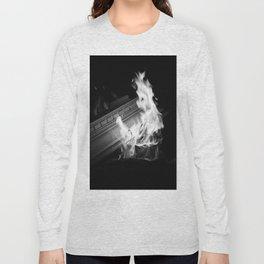 Still (b&w) Long Sleeve T-shirt