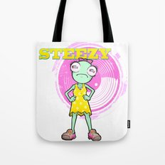 Lil' Steezy Tote Bag