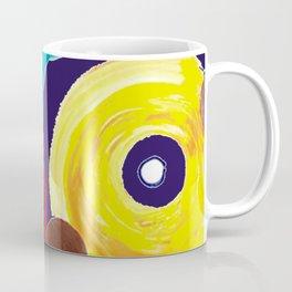 SPACE EXCURSION                by   Kay Lipton Coffee Mug