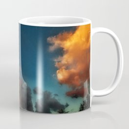 Favorite Clouds Coffee Mug