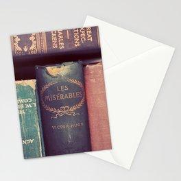Sunday Reading Stationery Cards
